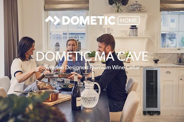 스웨덴의 프리미엄 와인셀러, 도메틱 마케이브