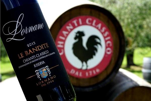 키안티 클라시코의 전통을 지키는 TOP 생산자, 로르나노(Lornano)