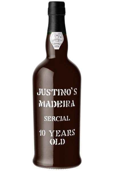 주스티노스 마데이라, 세르시알 10년