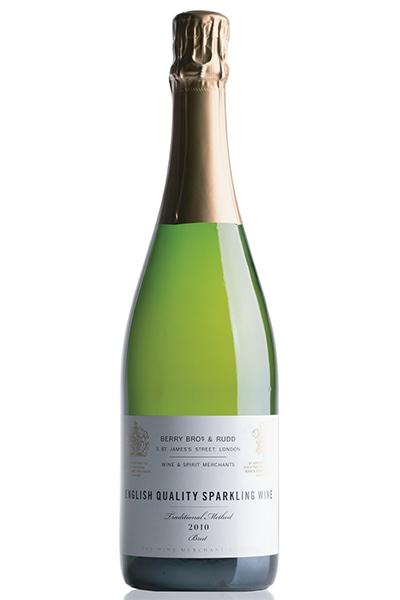 베리 브라더스 & 러드, 잉글리시 스파클링 와인